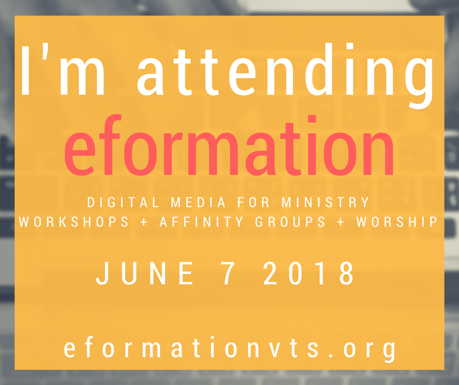 Join Building Faith Editors at the eFormation Online Conference June 7th