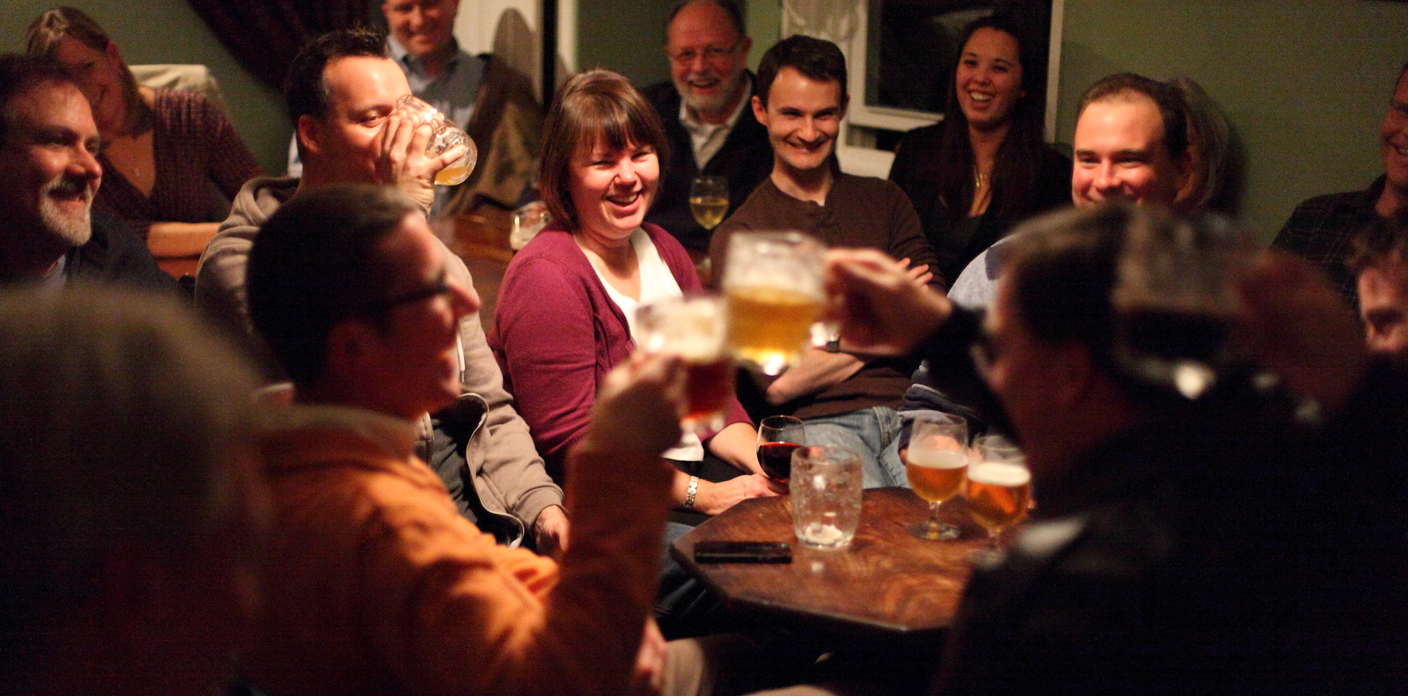 Six Steps to Starting Your Own Theology Pub