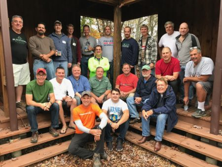 How to Plan a Men's Retreat That's Just the Right Amount of Churchy