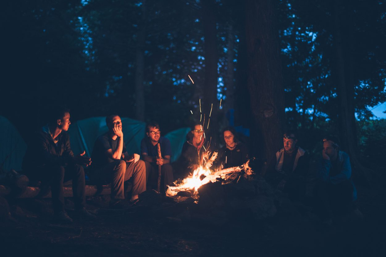 Trauma-Informed Tools for Youth Camping Ministry