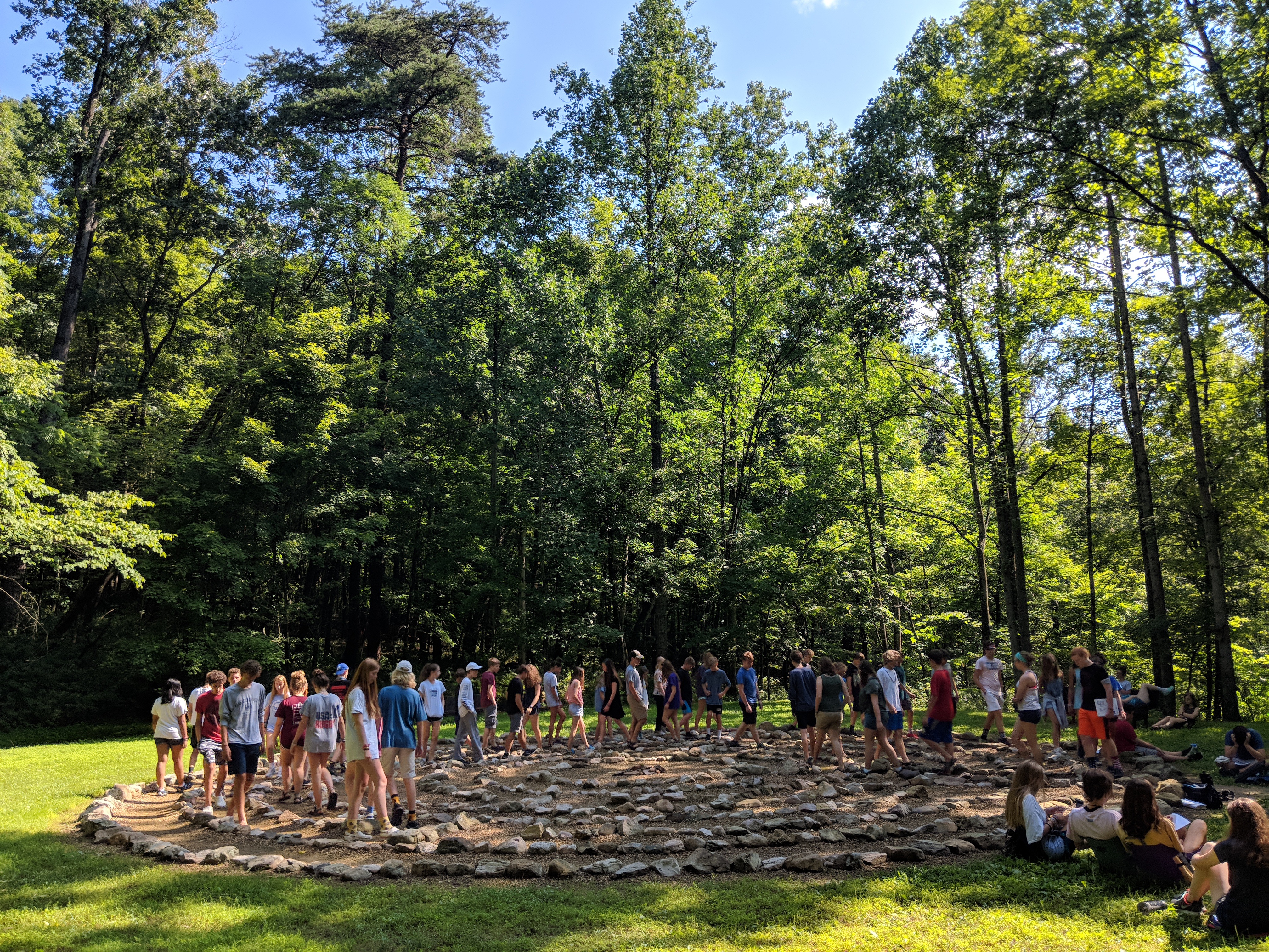 Connecting Camp & Church: How Congregations Can Reinforce the Faith Formation Experiences of Camp