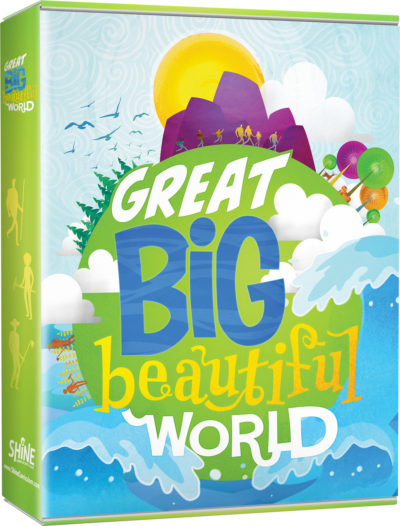 MennoMedia & Brethren Press: Great Big Beautiful World