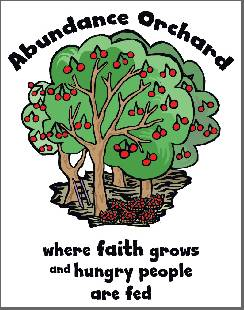 Abundance Orchard: Where Faith Grows and Hungry People Are Fed (Society of St Andrew)