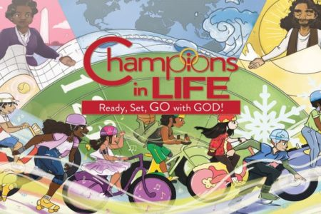 Abingdon Press: Champions in Life: Ready, Set, GO with God!