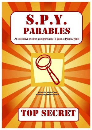 S.P.Y. Parables (Leader Resources)
