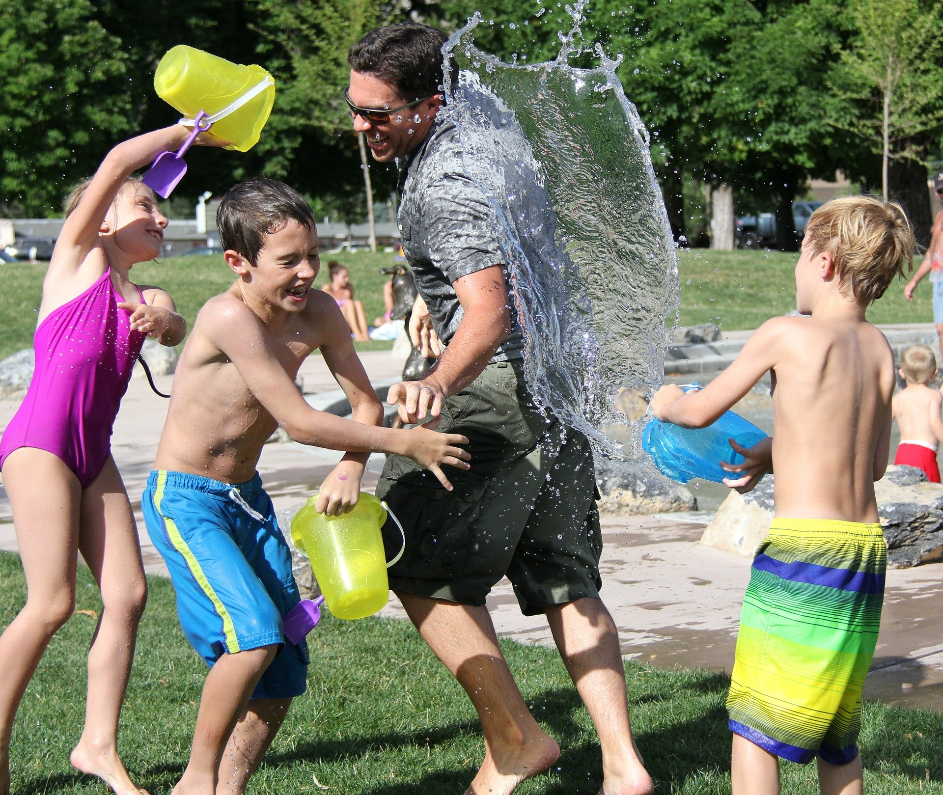 All God's Children: The Church Family Gathers for a Very Blessed Summer (GenOn Ministries)