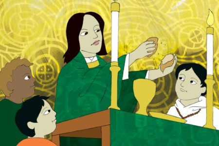 Explore Eucharist With Children Through Modeling And Picture Books