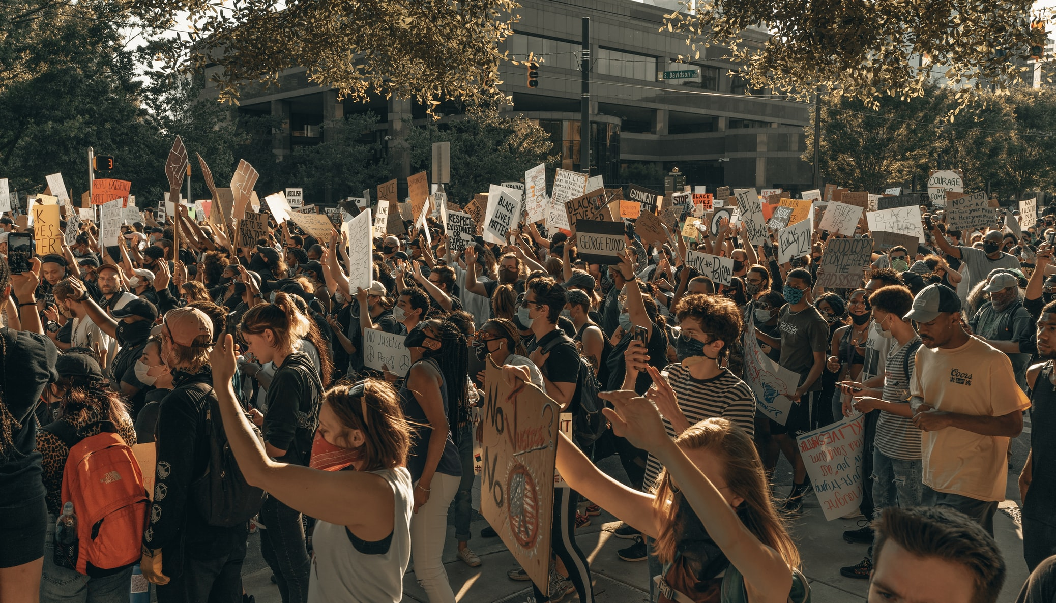 The Church, Protest, & Standing With